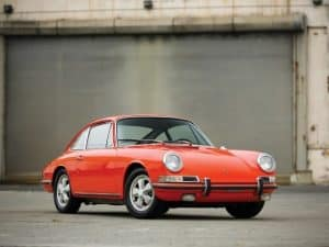 1967 911 S Coupe