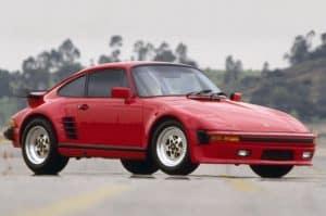 Porsche 911 Turbo Flachbau (930)