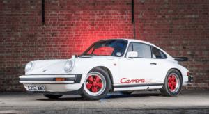 1989 Porsche 911 3.2 Carrera CS