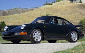 1990 Porsche 964 C4 Lightweight
