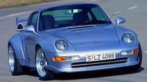 1995 – 1998 Porsche 911 GT2 (993)