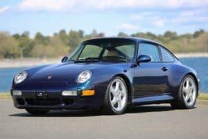 1996-1998 Porsche 911 (993)