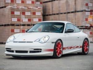 2003-2004 Porsche 911GT3 RS (996)