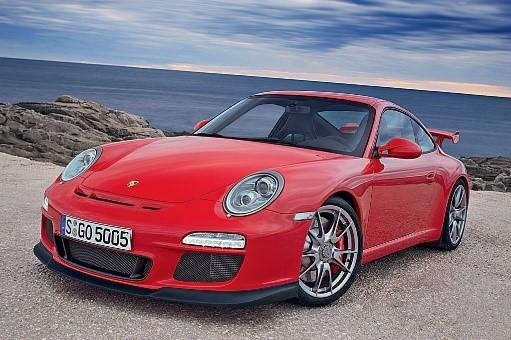 2009-2011 Porsche 911 GT3 (997.2)