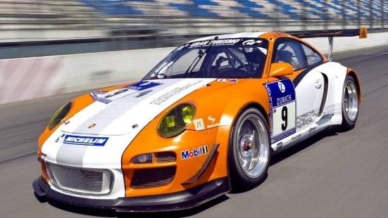 2010 Porsche 911 GT3 R Hybrid 2.0