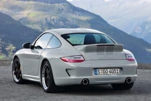 2010 Porsche 911 997 Sport Classic