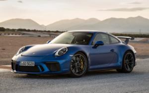 2018- Porsche 911 GT3 (991.2)
