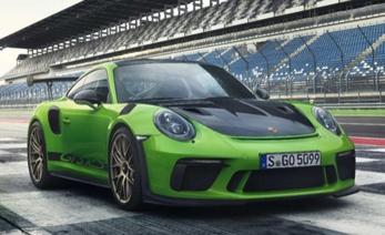 2018 Porsche 911 GT3 RS (991.2)