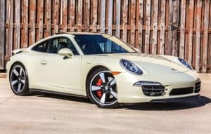 Porsche 911 Carrera S 50th Anniversary Edition (991.1)