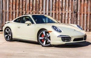 Porsche 911 Carrera S 50th Anniversary Edition (991.1)